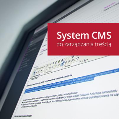 System zarządzania treścią - CMS