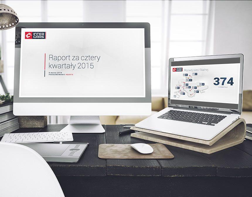 Online - RAPORT ZA 4 KWARTAŁY 2015 ROKU